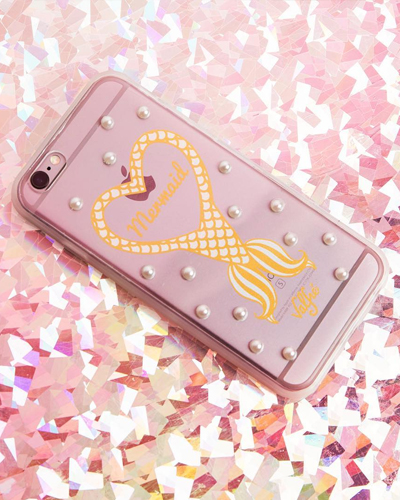 [VALFRE] mermaid hard shell caseiPhone 6S/6