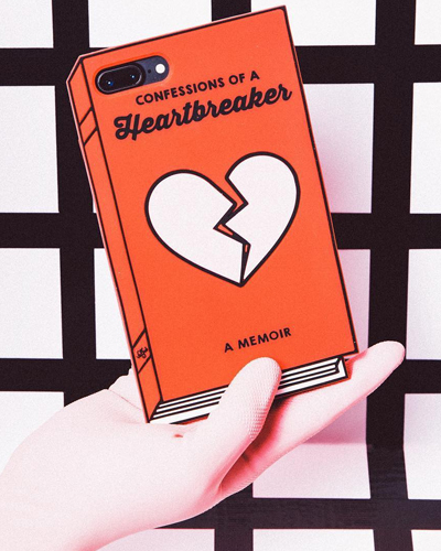 [VALFRE] heartbreaker confessions caseiPhone 8/7