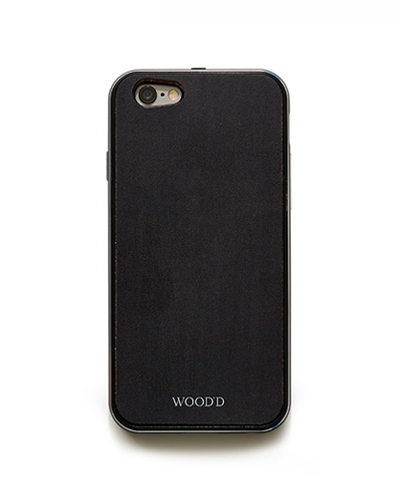 [WOOD.D] black caseiPhone 6S/6