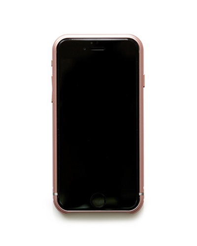 [SQUAIR] the edge rose gold caseiPhone 7/6S/6