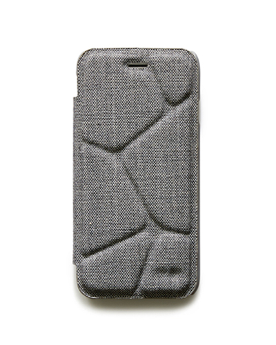 [ORAITO] organic collection folio case - GRAYiPhone 6S/6
