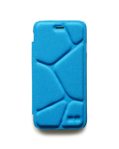 [ORAITO] organic collection folio case - BLUEiPhone 6S/6