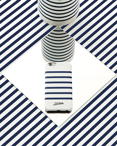 [Jean Paul] striped back cover caseiPhone 6S/6