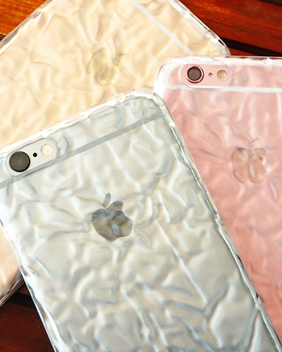 [ELEMENTAL CASE] clear crystal caseiPhone 6S/6