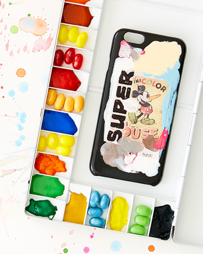 [2ME STYLE] mickey mouse super caseiPhone 8+/7+