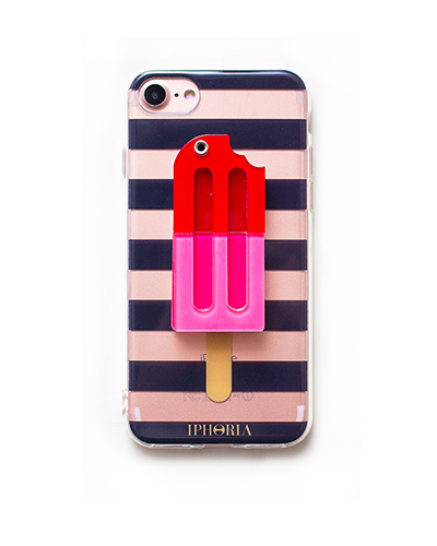 [IPHORIA] stripe iced lolly caseiPhone 8+/7+