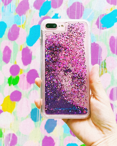 [CASE.MATE] waterfall magenta caseiPhone 7+/6S+/6+